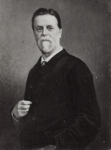Portret van Jean Adelin Louis Chantal (1822-1899)