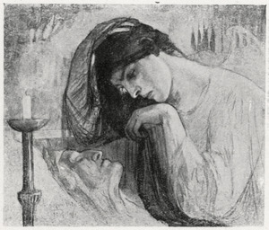 De dood van Dante