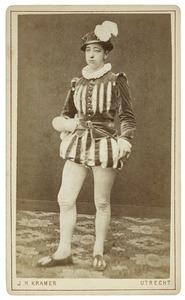 Portret van Willem Ingen Housz (1861-1932) als Pierre de Wavere