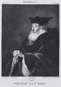 'Portrait d'un rabin'