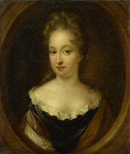 Portret van Anna van Citters (1664-1694)