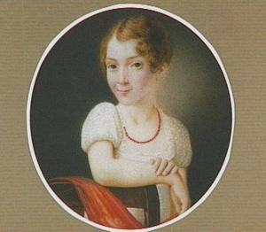 Portret van Jacobina Cornelia Dalen (1802-1813)