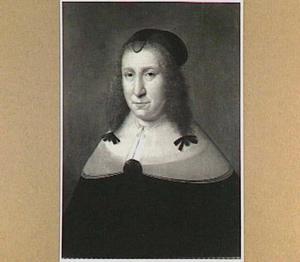 Portret van een vrouw, waarschijnlijk Aleth Fransdr. Meerman (1595-1680)