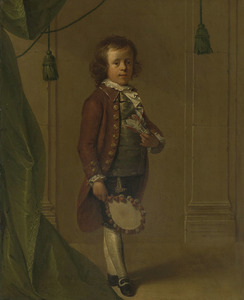Portret van Dionys Eliasz. van Nijmegen (1779-1852)