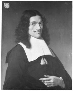 Portret van Cornelis 's- Gravesande (1631-1691)