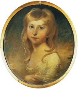 Portret van Maria Stefania van Nellesteyn (1785-1826)