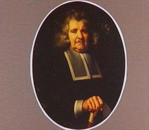 Portret van een geestelijke