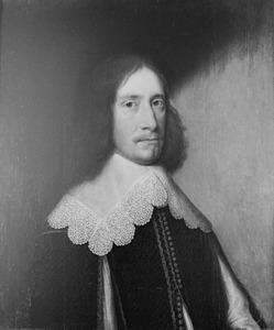 Portret van waarschijnlijk Jacob van Volbergen (1613- )
