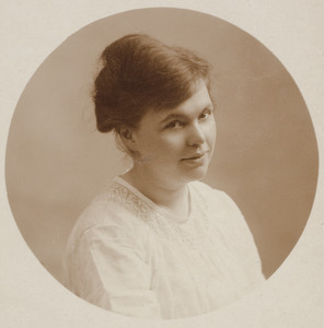 Portret van Constance Theodora Antonia Wilhelmina Bowier (1888-1957)
