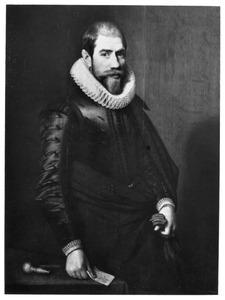 Portret van Cornelis Briell (1582-1625)