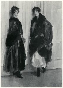 Twee mannequins