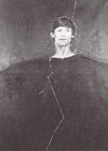 Portret van Han Ebbelaar (1943- )