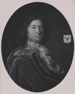 Portret van Cornelis Groeninx (1671-1750)