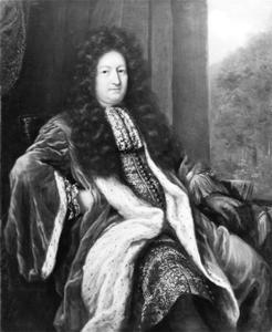 Portret van Jakob Gyllenborg (1648-1701)