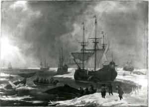 De walvisvangst
