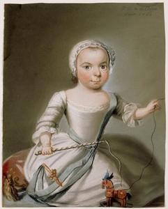 Portret van Pieter Alexander van Boetzelaer (1759-1826)