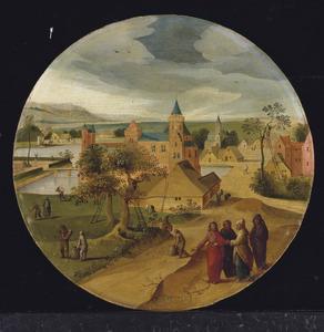 De maand September: de gelijkenis van de onvruchtbare olijfboom, de genezing van de kromgegroeide vrouw op de Sabbat en de instortende toren te Siloam (Lucas 13)