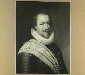 Portret van Daniel Vitenval du Voysin (?-1629)