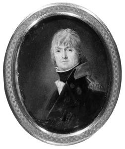 Portret van Jurriaan François de Friderici (1751-1812)