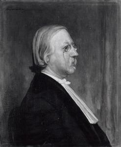 Portret van Henricus Petrus Gothofredus Quack (1834-1917)