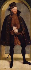 Augustus, keurvorst van Sachsen