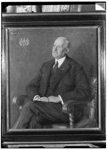 Portret van Charles Jean Antoine Reigersman (1875-1950)