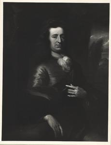 Portret van Ewout van der Dussen (1669-1729)