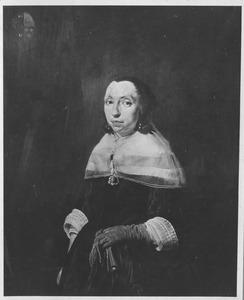 Portret van Rebecca de Wolff (1615-1700)