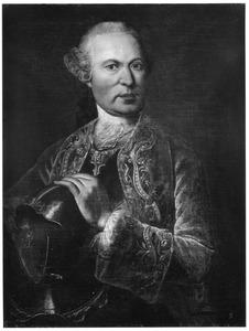 Portret van Jan Walraven de Cocq van Haeften (1722-1782)