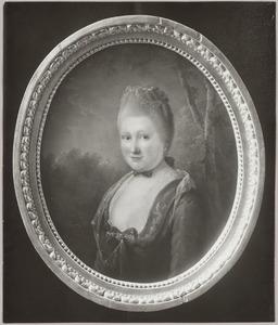 Portret van Adriana van Swieten (1738-1797)