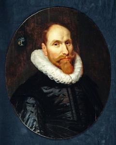 Portret van Ewout Ewoutsz. Prins (1590-1636)