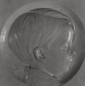 Portret van Arnold Albert Willem van Wulfften Palthe (1910- )