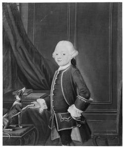 Portret van Gerrit Willem van Marle (1752-1799)