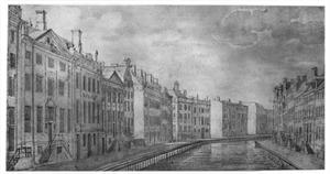 De Gouden Bocht in de Herengracht bij de Spiegelstraat te Amsterdam