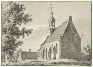 Kerk en boerderij