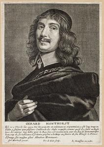 Portret van Gerard van Honthorst (1592-1656)