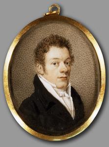 Portret van Pieter Nicolaas Alexander van Son (1791-1845)