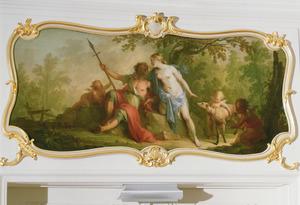 De vrijage van Venus en Adonis