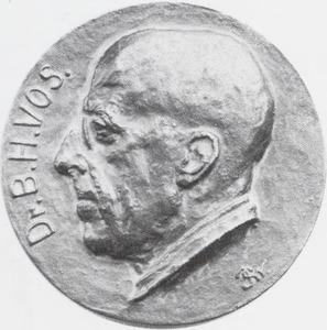 Portret van B.H. Vos