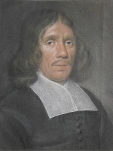Portret van Jacob Fransz. Hercules (....-1707)