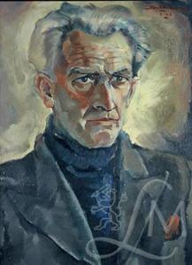 Portret van Martien Beversluis (1894-1966)
