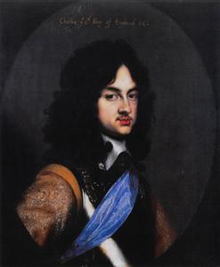 Portret van Charles II Stuart (1630-1685) als Prince of Wales