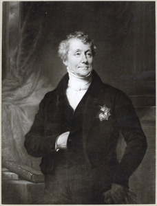 Portret van Anton Reinhard Falck (1777-1843)