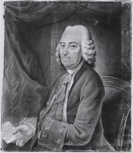 Portret van Carel Maximiliaan Lodewijk van Brienen (1703-1780)