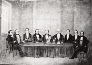 Commissie Geneeskundig Toevoorzicht te Leiden, 1856
