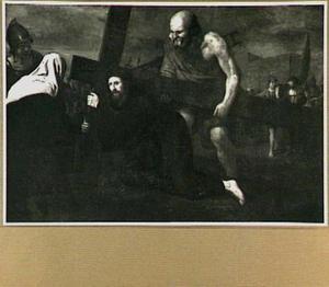 H. Veronica wist het gelaat van Christus op zijn Kruisweg