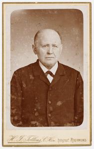 Portret van Keupe