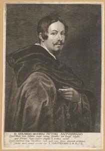 Portret van Gerard Seghers (1591-1651)