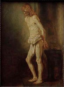 Christus aan de geselpaal