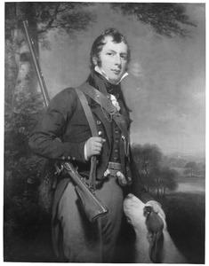 Portret van Gerrit Schimmelpenninck (1794-1863)